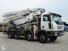 Camion Astra HD8 84.44 béton malaxeur + pompe occasion