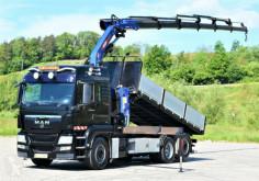 Ciężarówka MAN TGS 26.440 + PM SERIE 22 SP - 22026 SP + FUNK ! wywrotka używana