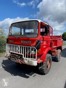 Lastbil Renault 75.130 tankbil för skogsbrand begagnad