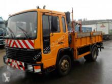 Camion cassone Volvo FL611-MANUAL-BLATT-PALFINGER PK2500