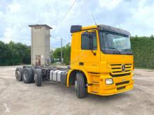 Mercedes Actros 32.41 A TELAIO 1+3 camion benne à ordures ménagères occasion
