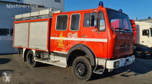 Kamión požiarne vozidlo Mercedes 1017, 4x4