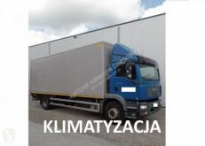 Camión MAN TGM 18.280 Viatoll euro 5, kontener 18p, winda klapa ład.10540kg furgón usado