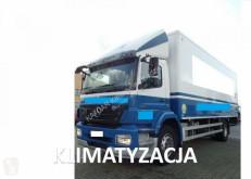 Camion furgone Mercedes AXOR 1824 Euro 5 kontener wina klapa 10340kg. ład