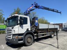 Lastbil Scania P 340 platta begagnad