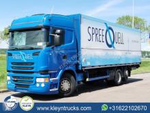 Lastbil Scania R 410 kassevogn brugt