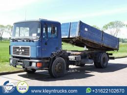 Camión MAN 18.272 full steel volquete usado