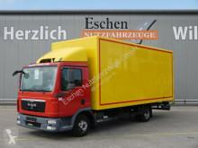 Caminhões MAN TGL TGL 7.150 BL Möbelkoffer, Holz, Automatik, EUR5 furgão mudança usado