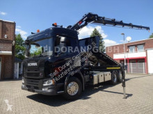 Scania G G500 Kipper +Containerverriegelung + 5x Hydr truck used tipper