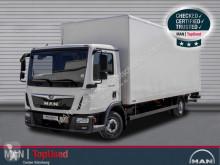 Camión MAN TGL 12.250 4X2 BL, AHK, Klimaanlage furgón usado