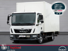 Camion MAN TGL 8.180 4X2 BL Koffer, Klima, Tempomat fourgon occasion