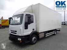 Camión furgón Iveco Eurocargo 120E25/P