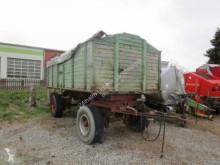 Remolque agrícola Sonstige Zweiseitenkipper Sonstige Transporttechnik volquete con cortina usado