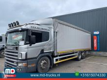 Camião furgão Scania 114 380 manual