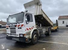 Camion Scania P 230 ribaltabile bilaterale usato