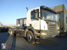 Camion Scania P 380 scarrabile usato