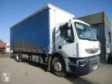 Lastbil Renault glidende gardiner brugt