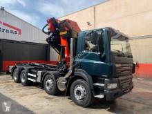DAF CF85 410 truck used flatbed