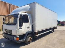Camion fourgon MAN 12.224