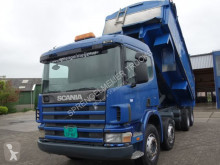 Camion Scania P114 benne occasion
