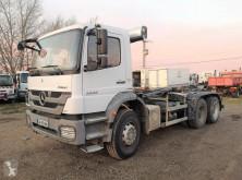 奔驰Axor卡车 2633 双缸升举式自卸车 二手