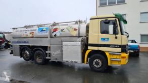 Camión cisterna Mercedes Actros 2543 6x2 Tankauf Isoliert (halb) (Nr. 4831)