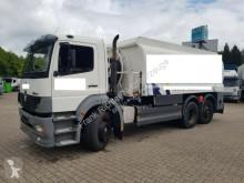 Mercedes Tankfahrzeug (Mineral-)Öle Atego Atego Tankwagen 399TKMTÜVfrei,14ccmTank