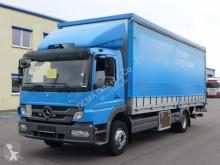 Mercedes Atego Atego 1322L*Euro 5*ADR*LBW 2,5T*Klima*Bordwände* LKW gebrauchter Pritsche und Plane