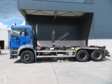 Camion polybenne MAN TGA28.350