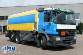 Mercedes Actros 2536 L Actros 6x2, 3 Kammern, 20.780ltr., Euro 5 gebrauchter Tankfahrzeug (Mineral-)Öle