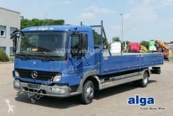 Camion Mercedes Atego 818 Atego/6,6 m. lang/3 Sitzer/Euro 4/180 PS cassone fisso usato
