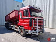 Camion Scania 113 380 plateau occasion