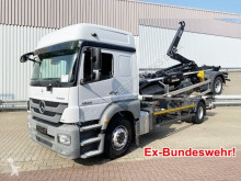 Camion polybenne Mercedes Axor 1829 L 4x2 1829 L 4x2 mit LBW, Ex-Bundeswehr