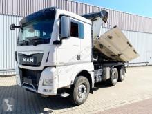 Camión volquete volquete trilateral MAN TGX 26.560 6x4 BL 26.560 6x4 BL, Bordmatik, Intarder, XL-Fahrerhaus, E-Plane