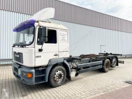 Camión Camion MAN F2000 26.364 6x2 LL 26.364/414 6x2 LL, Ex-Fahrschule, Liftachse