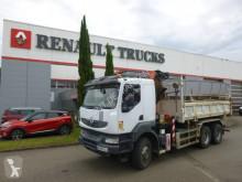 Camion ribaltabile bilaterale Renault Kerax 380 DXI