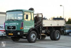 Camion MAN 16.192 FULL STEEL 7.000 kg HIAB benne occasion