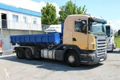 卡车 车厢 斯堪尼亚 R 480 CB, 6x2, RETARDER, PALFINGER EXTENSION