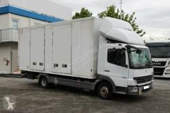 Kamion dodávka Mercedes ATEGO 816, EURO 5, 13 PALLETS, TWO SIDE DOORS