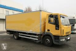 Camión furgón Iveco EUROCARGO ML40E18, EURO 5, TAIL LIFT, 15 PALLETS