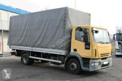 卡车 侧帘式 依维柯 EUROCARGO ML140E18, EURO 5, 15 PALET, TAIL LIFT