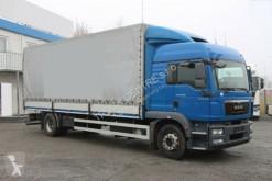 Camión lona corredera (tautliner) MAN TGM 18.290, EURO 5, 18 PALLETS, TOP CONDITION