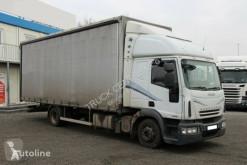 依维柯卡车 EUROCARGO ML 120 E25, EURO 5, 18 PALLETS 侧边滑动门(厢式货车) 二手