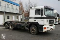 Ciężarówka MAN 24.322 Hakowiec używana