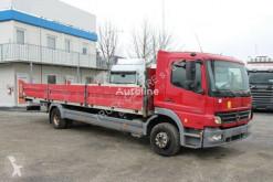 Kamion Mercedes ATEGO 1222, EURO 4, LOADING SPACE 8100 mm plošina použitý