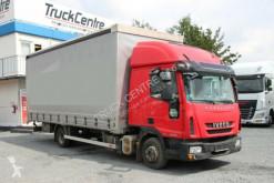 Caminhões cortinas deslizantes (plcd) Iveco EUROCARGO ML 90E18, EURO 5, TIRES 70%