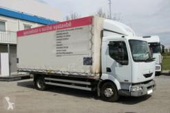 卡车 侧帘式 雷诺 MIDLUM 180.10, EURO 3, GOOD CONDITION