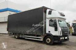 Camión lonas deslizantes (PLFD) Iveco EUROCARGO 190 EL30, EURO 5, ONLY 325.042 KM