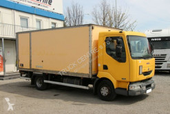 Camion furgone Renault MIDLUM 180 DCI, EURO 3, 12 PALLETS, TAIL LIFT