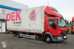Camion savoyarde DAF LF45.220, EURO 4, GOOD CONDITION, ONLY 242300 KM